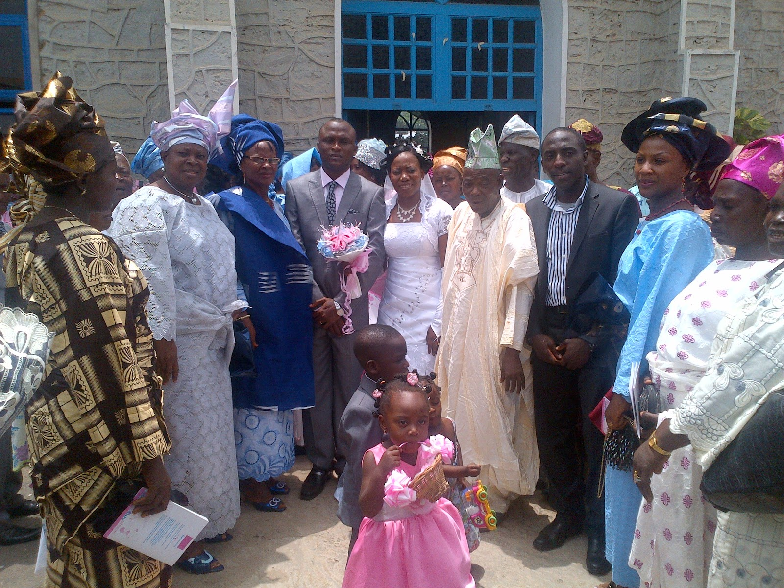 This is My Gistertainment: Olamide Weds Adeshina