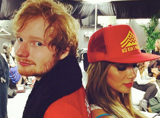 Surprise, Nicole Scherzinger found love in the arms of Ed Sheeran!