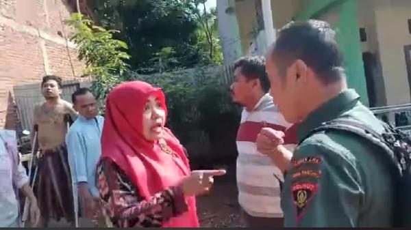 Viral Video Notaris Bentak-bentak Polhut di Batang, Begini Ceritanya