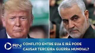 Especialista explica se tensão entre Estados Unidos e Irã pode provocar Terceira Guerra Mundial