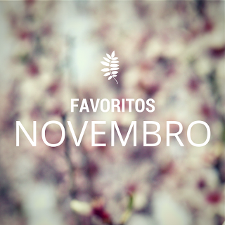 favoritos novembro