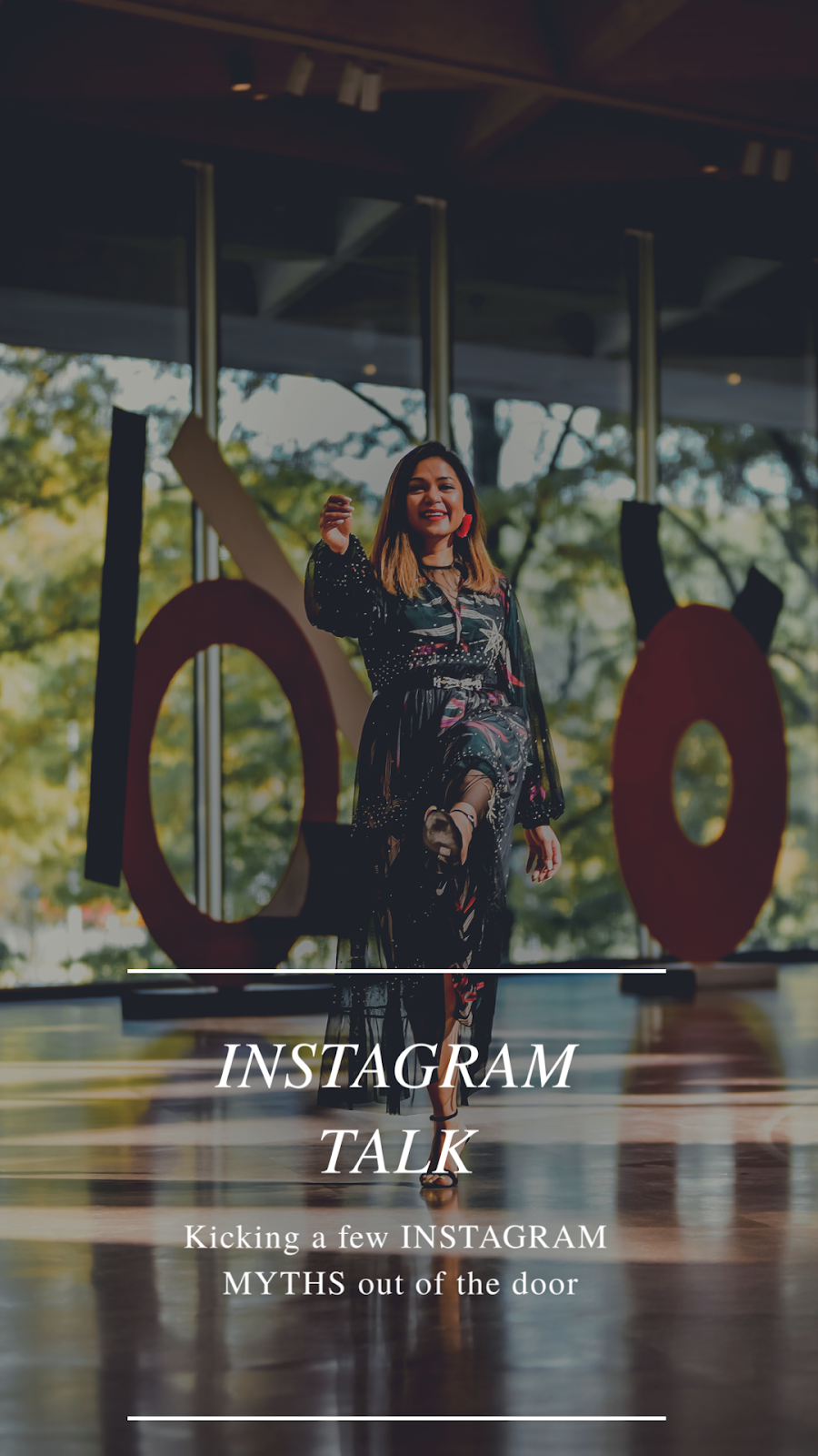 Instagram myths that hold you back, Instagram algorithm, Instagram change of removing likes, Instagram marketing, Instagram guru, pep talk, Myriad Musings, Saumya Shiohare