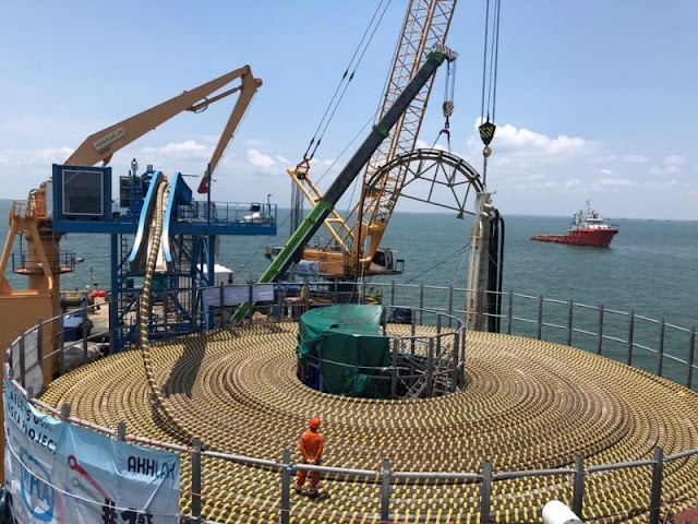 Investasi Rp1,9 Triliun, PLN Rampungkan Kabel Listrik Bawah Laut Sumatera-Bangka Akhir 2021