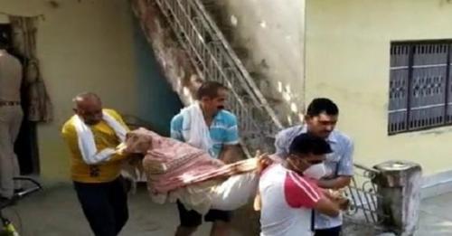 कांगड़ाः कलयुगी बेटे ने अपने पिता की कुल्हाड़ी से मारकर की हत्या