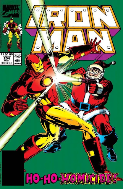 Iron Man #254