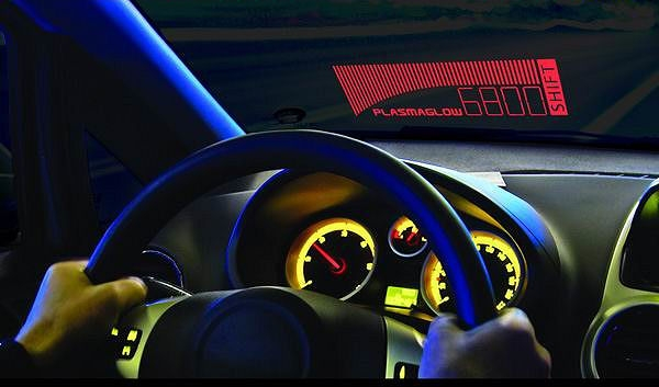 hud head up displays windshield projection technologies w info autos. Black Bedroom Furniture Sets. Home Design Ideas