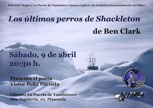 Los últimos perros de Shackleton - Ben Clark