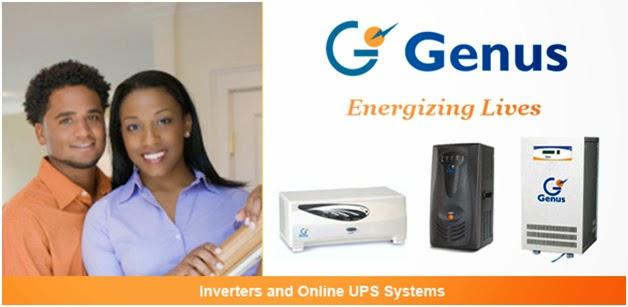 GENUS POWER PRODUCTS