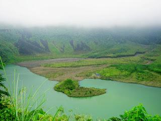 Jalur Pendakian Gunung Galunggung
