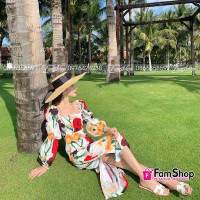 shop ban vay maxi gia re tai Hoang Mai