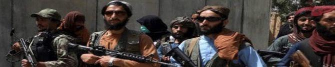 Make No Mistake, The Taliban Are A Terrorist Organisation