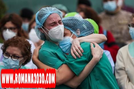 أخبار المغرب وفيات الجالية بالخارج تُناهز 342 حالة في زمن فيروس كورونا المستجد covid-19 corona virus كوفيد-19
