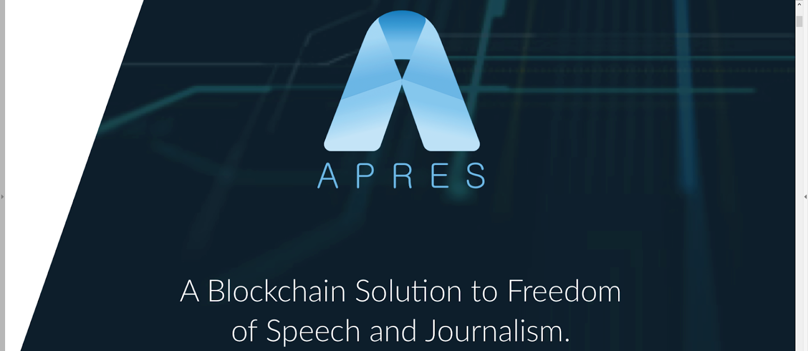 speech on journalism