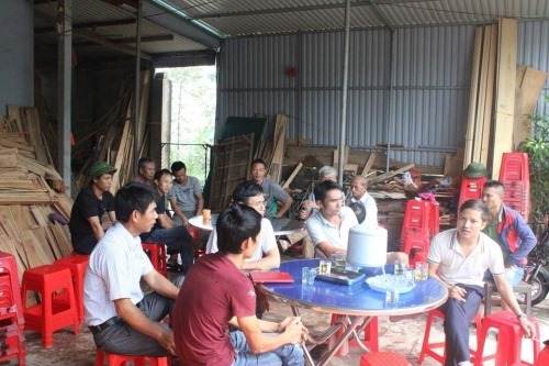 8 gia đình ở Hà Tĩnh trình báo có con mất tích trên đường sang Anh