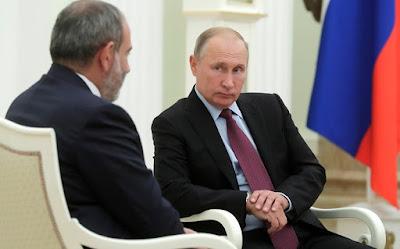 Acting Prime Minister of Armenia Nikol Pashinyan