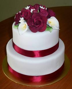 Sweet Box: CONTOH GAMBAR WEDDING CAKE