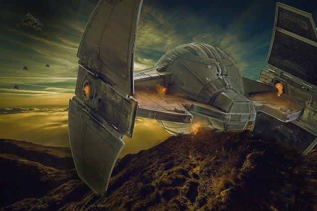यात्री जहाज और उड़न-तश्तरी : UFO Story in Hindi