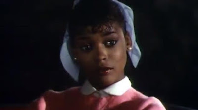 Ola Ray en 'Thriller'