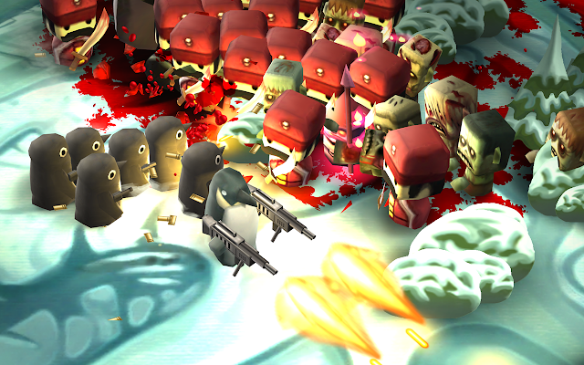 Download Minigore 2: Zombies Mod Apk Unlimited Money Ammo Versi Terbaru