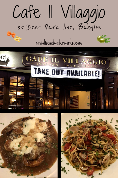 cafe il villagio babylon village