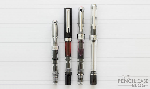 TWSBI Eco fountain pen - size comparison