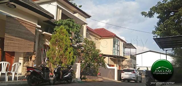 Rumah dalam Cluster di Pringgolayan