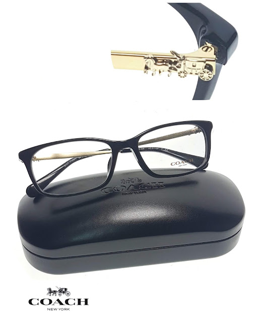 Coach eyeglasses