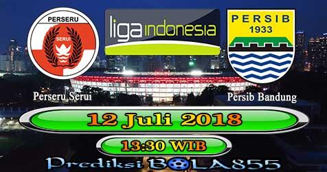 Prediksi Bola855 Perseru Serui vs Persib Bandung 12 Juli 2018