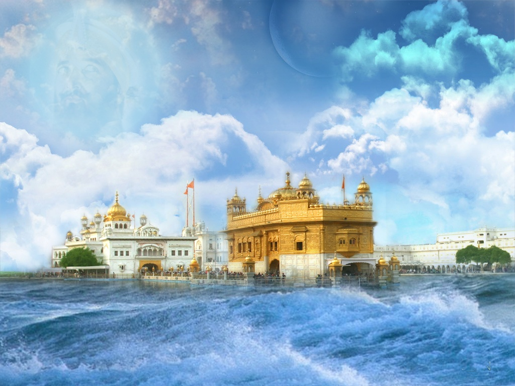 Exclusive Sikhism Wallpapers, HD Pictures Of Golden Temple ...