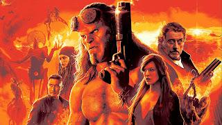Confira os lançamentos de Janeiro no Telecine  - Hellboy