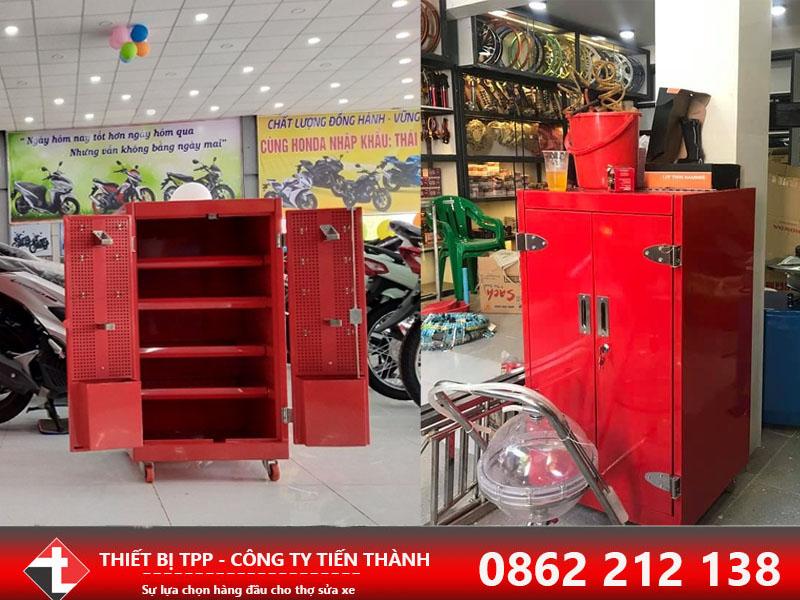 tủ dụng cụ, tủ đựng dụng cụ, tủ dụng cụ 2 cánh 5 ngăn, tủ dụng cụ 5 ngăn, tủ dụng cụ đựng đồ nghề