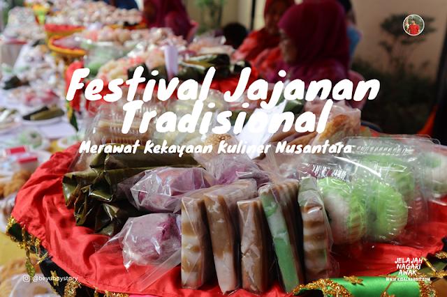 Festival Jajanan Tradisional