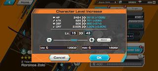 Panduan Level Up Karakter di Game One Piece Bounty Rush