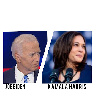 Joe Biden picks Senator Kamala Harris as his Vice President