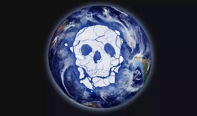 Τα τέσσερα σενάρια για  το μέλλον της Γης  -  ένα από αυτά  ειναι η εξαφάνιση της ανθρωπότητας  από την Γη