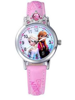 Jam Tangan Anak Karakter Kartun Frozen