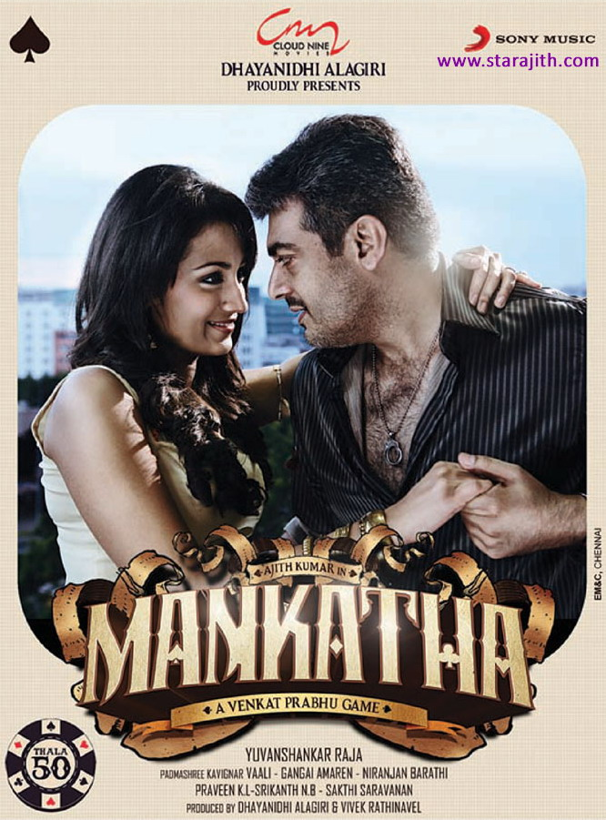 Mankatha Mp3 Songs Sound Track