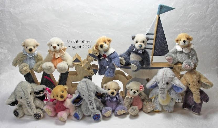 Minkitzbären by Holger und Claudia Schlue