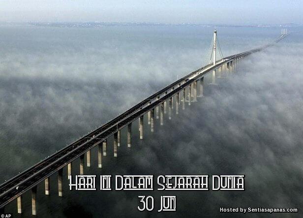 Jambatan Teluk Jiaozhou