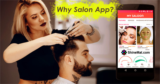 Best apps for salon owners | Shinemat.com