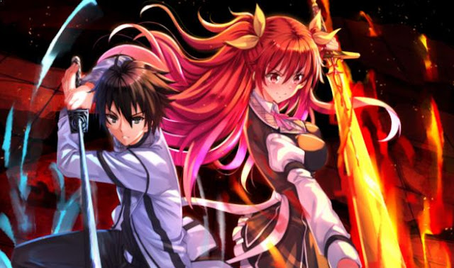 Rakudai Kishi no Cavalry - Anime Romance Happy Ending