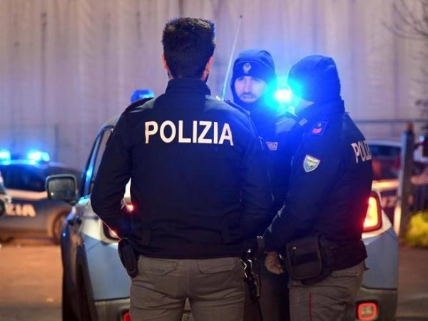 Italian police found 15m euros on the wall of the traffickers' home