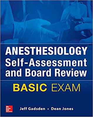 Download Anesthesiology Self Assessment and Board Review BASIC Exam PDF for free