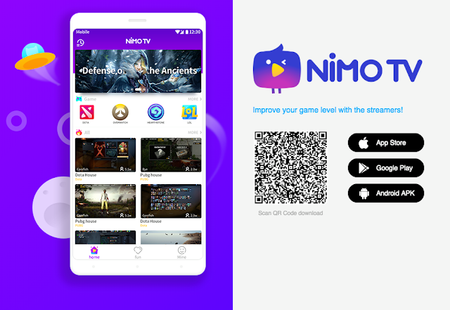 Live streaming platform NiMO TV comes to the Philippines