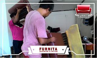 Jasa Service Kursi Sofa di KRANJI Kota Bekasi