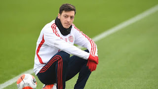 Mesut Ozil keep frustrating Arsenal as he reject offers from Saudi Arabia, Qatar club
