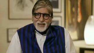 amitabh bachchan gives tongue twister challenge for his film gulabo sitabo