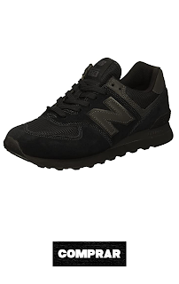 Zapatillas para Hombre Color negro New Balance 574v2-core Trainers