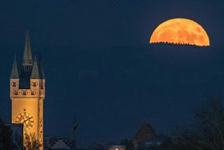 Süper Ay ne zaman nasıl izlenebilecek?