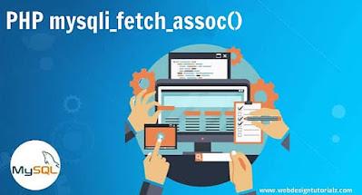 PHP mysqli_fetch_assoc() Function